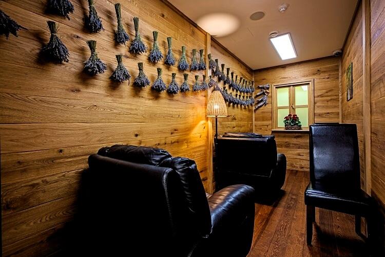 Zahnklinik Relax Zimmer