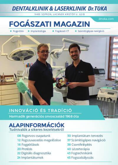 fogászati magazin