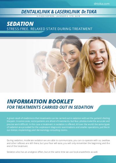 sedation info